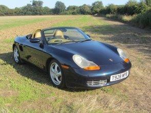 Porsche Boxster  1999 For Sale (picture 2 of 5)
