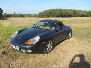 Porsche Boxster  1999 For Sale (picture 3 of 5)