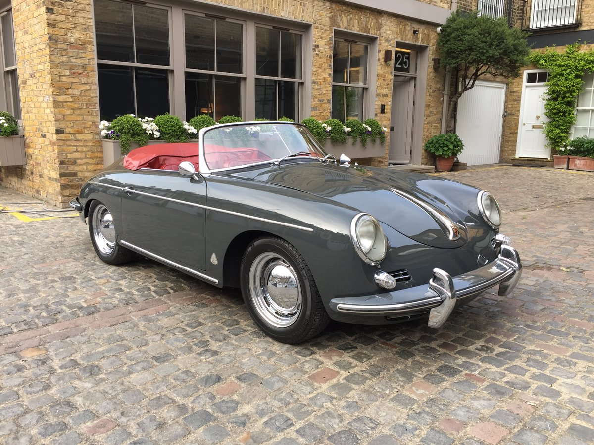 1961 Porsche 356B Roadster  For Sale (picture 1 of 6)