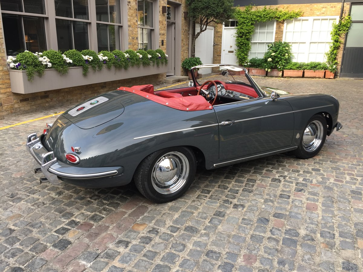 1961 Porsche 356B Roadster  For Sale (picture 3 of 6)