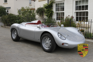 Porsche Spyder Recreation