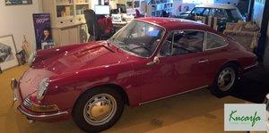 Porsche 912 Matching Numbers 3 dials