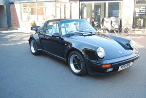 1989 Porsche 911 Supersport Targa M491 Wide Body For Sale