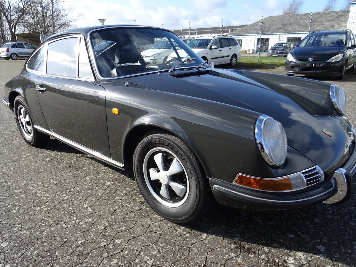 1969 Porsche 911 T Coupe – Matching numbers car For Sale (picture 1 of 24)