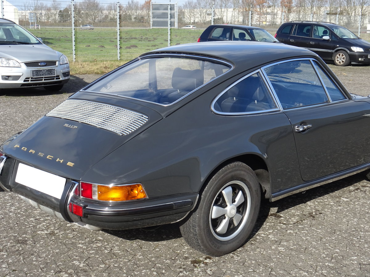 1969 Porsche 911 T Coupe – Matching numbers car For Sale (picture 5 of 24)