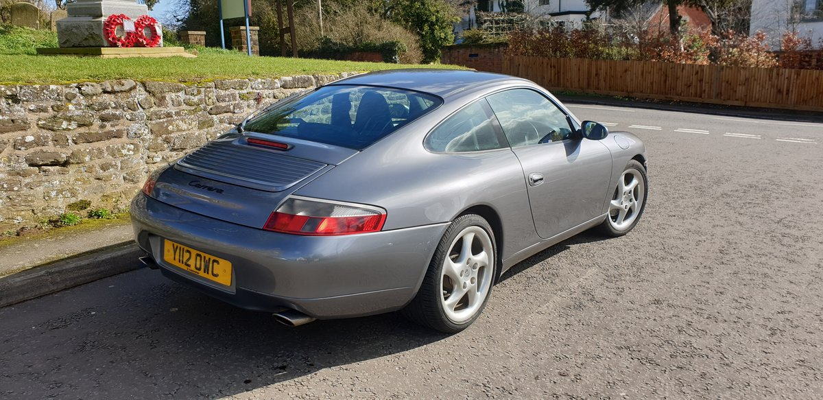 2001 Porsche 911 996 Carrera 3.4 For Sale (picture 2 of 6)