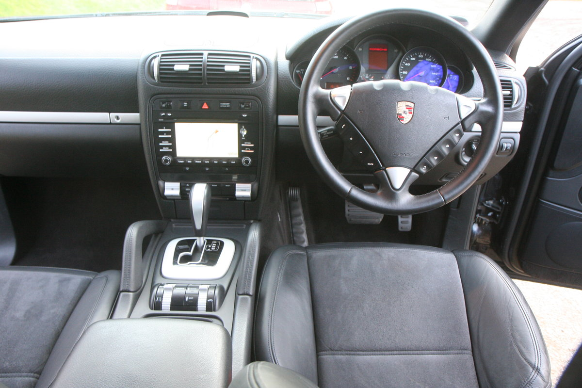 2010 Cayenne S D High spec full service history For Sale (picture 5 of 6)