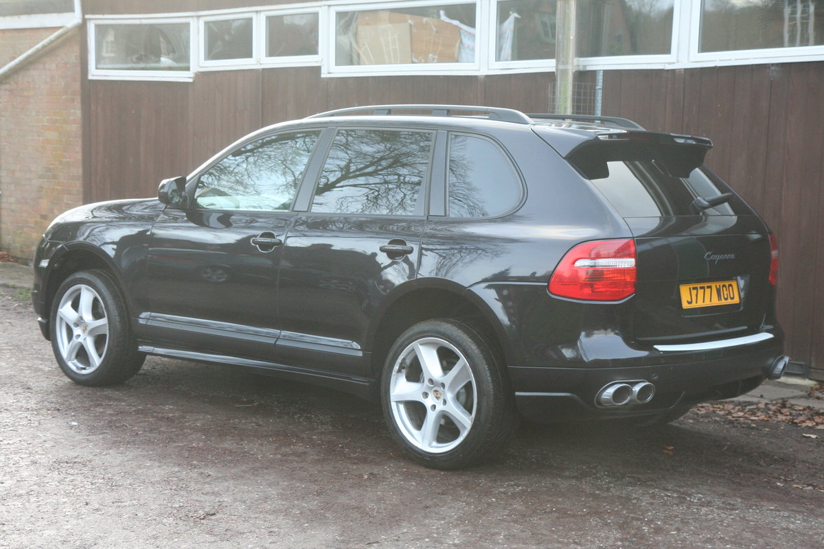 2010 Cayenne S D High spec full service history For Sale (picture 6 of 6)