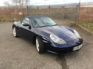 2004 Boxster 3.2s