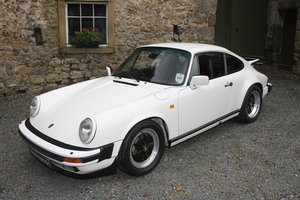 1989 Porsche Carrera Sport Manual For Sale