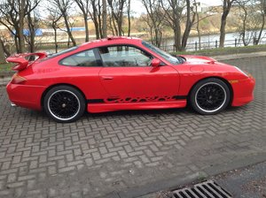 1998 Porsche 911 Carrera 996 For Sale