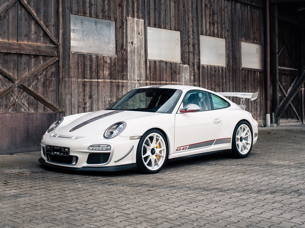2011 Porsche 911 GT3 RS 4.0  For Sale by Auction (picture 1 of 6)