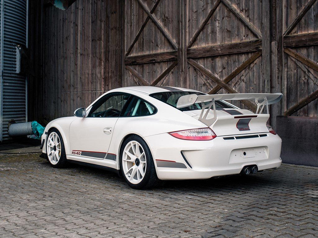 2011 Porsche 911 GT3 RS 4.0  For Sale by Auction (picture 2 of 6)