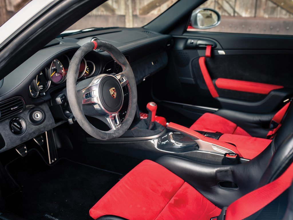 2011 Porsche 911 GT3 RS 4.0  For Sale by Auction (picture 4 of 6)
