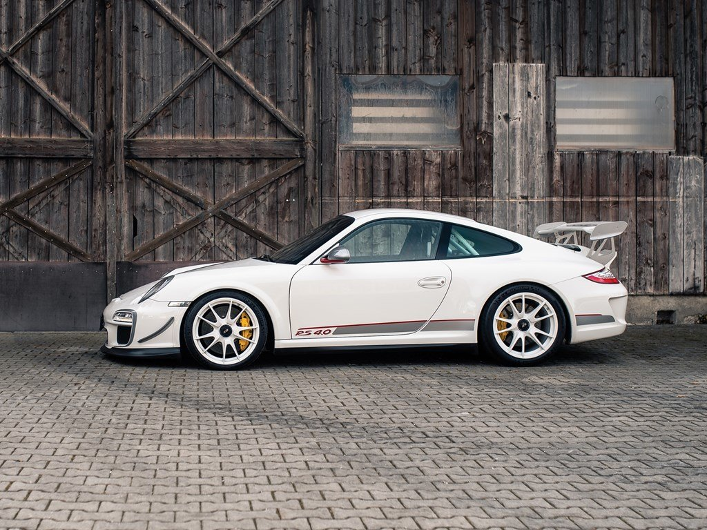 2011 Porsche 911 GT3 RS 4.0  For Sale by Auction (picture 5 of 6)