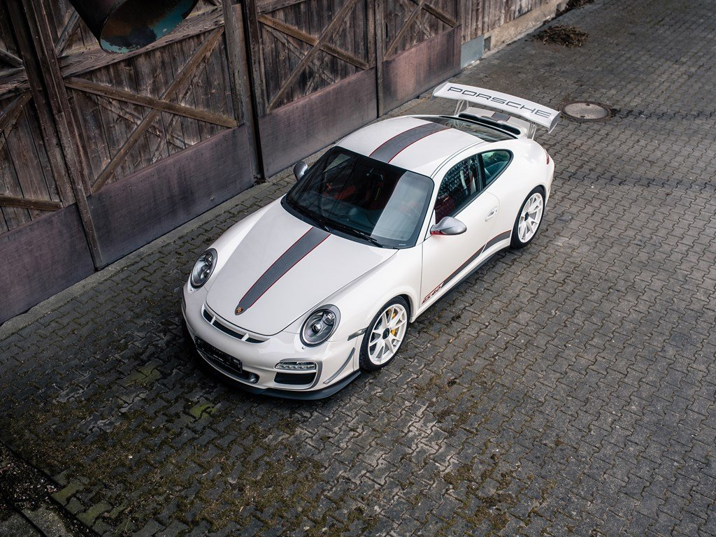 2011 Porsche 911 GT3 RS 4.0  For Sale by Auction (picture 6 of 6)