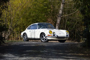 1968 – Porsche 911 2.0 S coupe For Sale by Auction