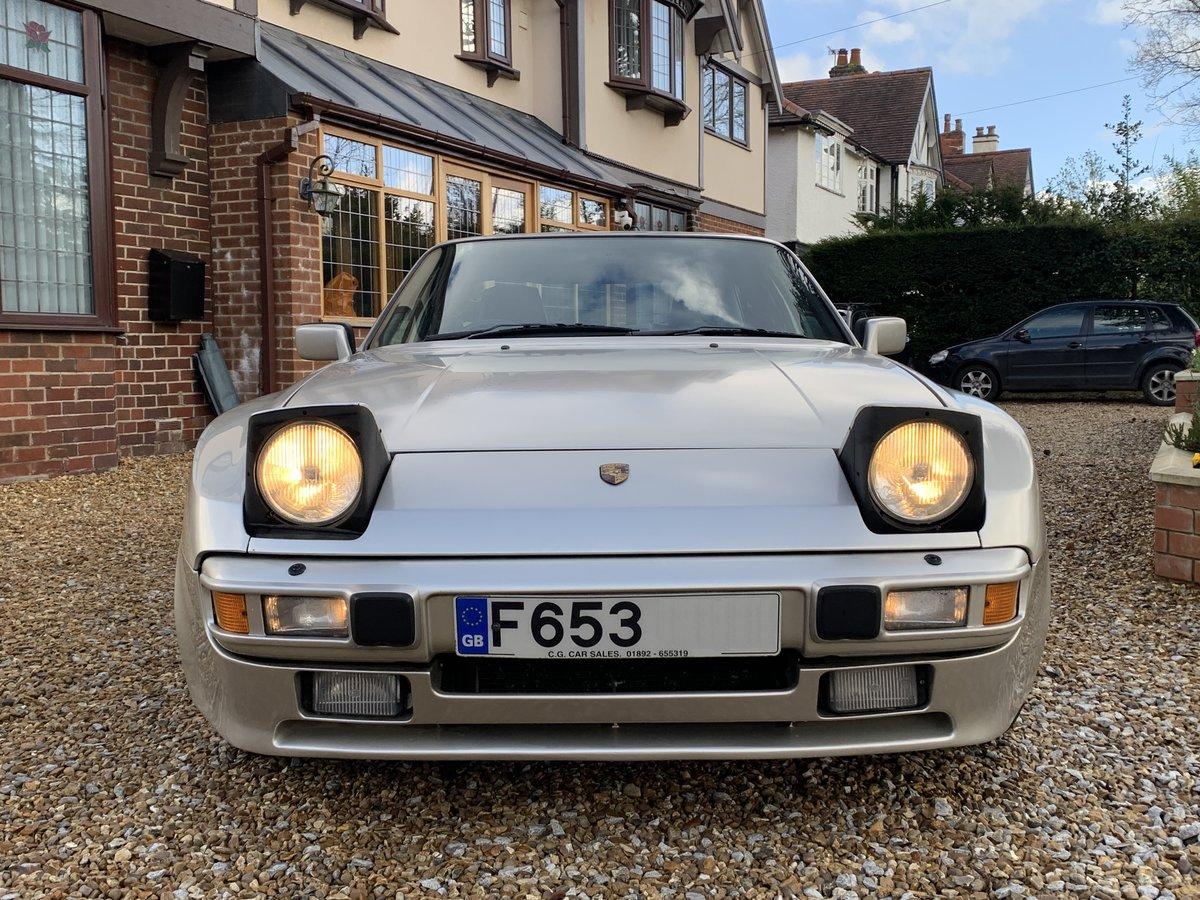 1989 Porsche 944 2.7L rare model P/X  WELCOME For Sale (picture 3 of 6)