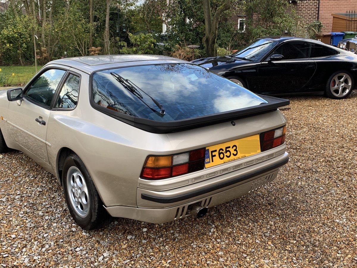 1989 Porsche 944 2.7L rare model P/X  WELCOME For Sale (picture 5 of 6)