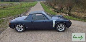 1970 Porsche 914 Targa 1.7 orig. Belgium 73.000 km