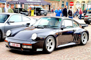 1986 Ruf BTR 930 5 speed 3.4l For Sale