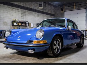1969 Porsche 911 S Coupe  For Sale by Auction