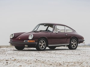 1968 Porsche 911 S Sportomatic