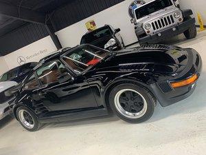 1987 Porsche 911 Turbo Flat Nose Coupe