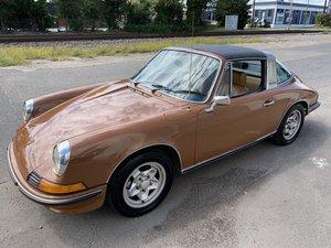 1973 Porsche 911 E Targa  For Sale by Auction