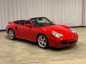 2004 Porsche 911 Turbo Cabriolet  For Sale by Auction