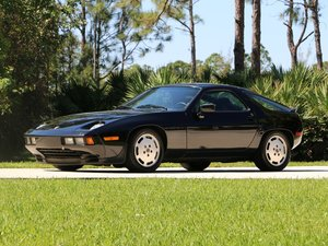 1985 Porsche 928 S Five-Speed  For Sale by Auction