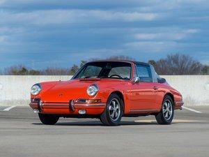 1968 Porsche 912 Soft-Window Targa  For Sale by Auction