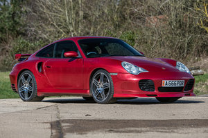 2002 Porsche 911 (996) Turbo £35,000 - £40,000