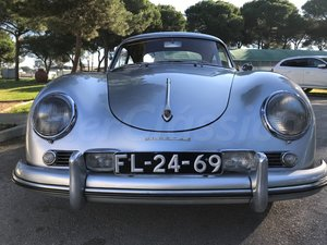 1957 Porsche 356A 1600 Super