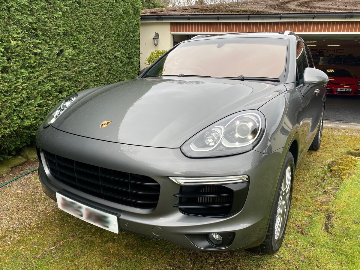 £29,950 : 2015 PORSCHE CAYENNE 3.0 TD AUTOMATIC For Sale (picture 1 of 6)