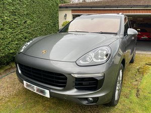 £29,950 : 2015 PORSCHE CAYENNE 3.0 TD AUTOMATIC For Sale
