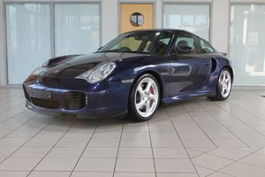 Porsche 911 (996) 3.6 Turbo X50 Manual Coupe