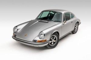 1971 Porsche 911T Coupe Correct Clean Silver Driver $99.5k For Sale