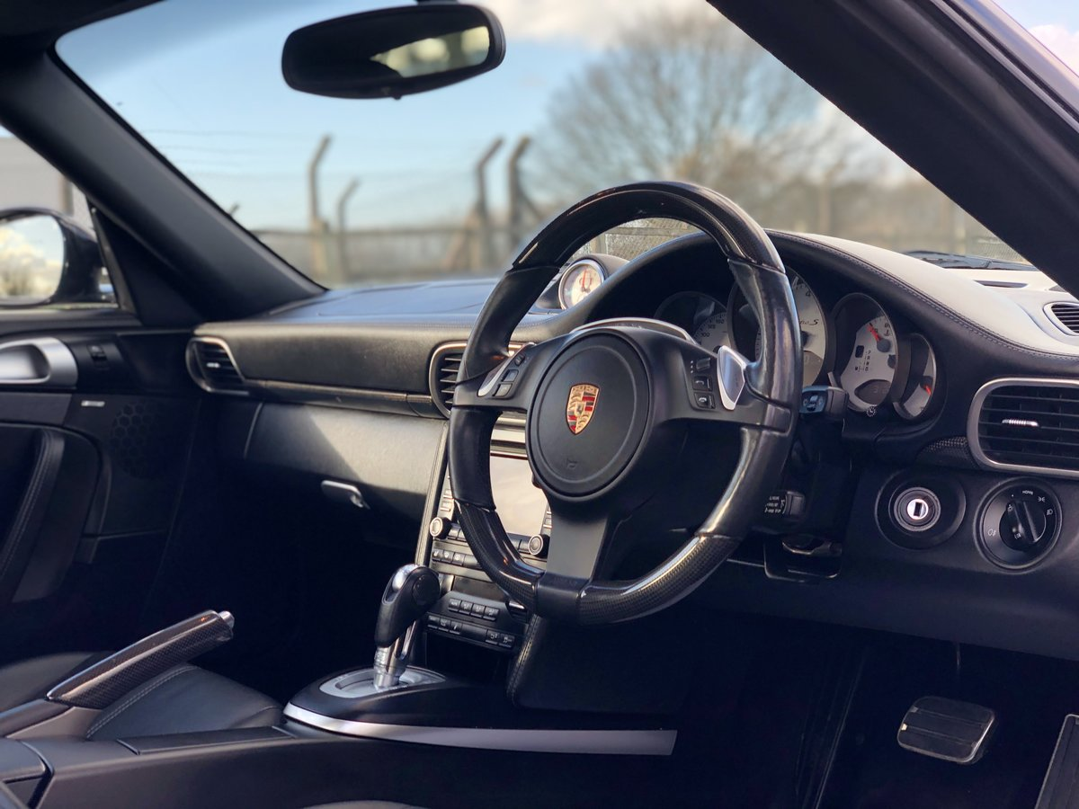 2012 62' Porsche 911 997 Turbo S PDK Carbon Brakes&Interior Pack SOLD (picture 5 of 6)