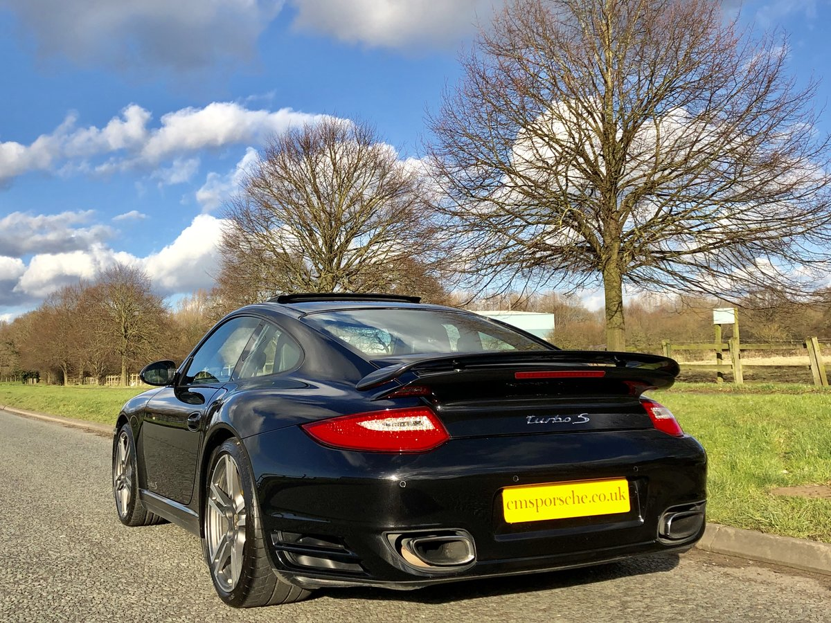 2012 62' Porsche 911 997 Turbo S PDK Carbon Brakes&Interior Pack SOLD (picture 6 of 6)