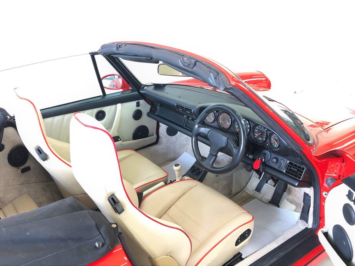 1991 Porsche 911 964 carrera 4 C4 Convertible SOLD (picture 2 of 6)