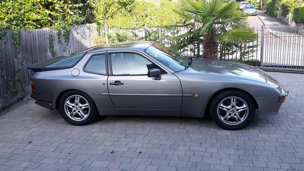 1987 porche 944 auto For Sale (picture 1 of 6)
