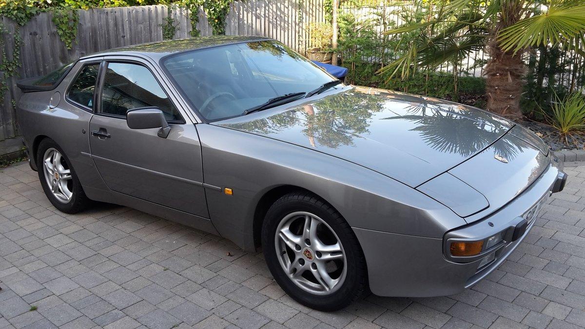 1987 porche 944 auto For Sale (picture 2 of 6)