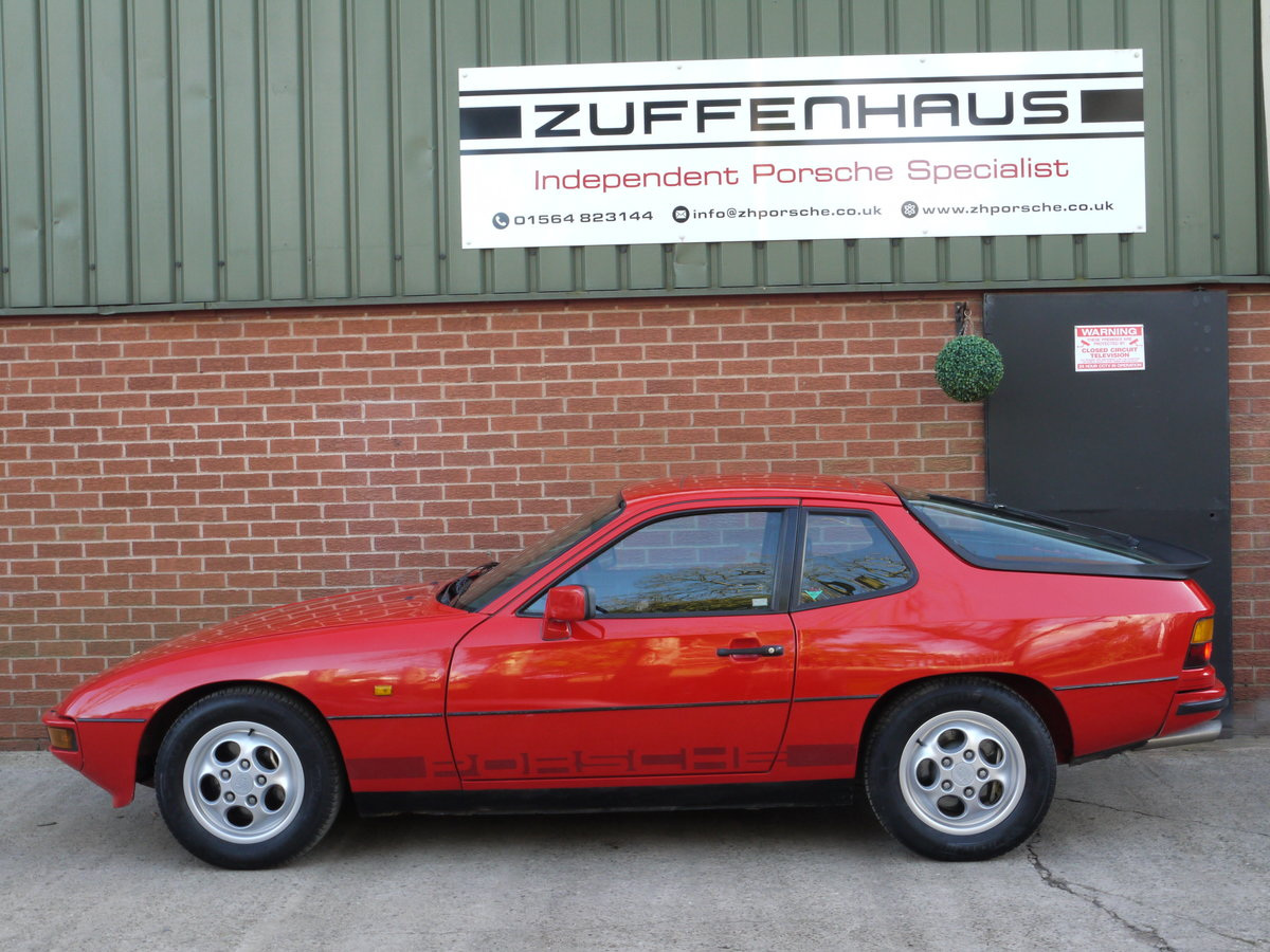1986 PORSCHE 924 S 2.5LTR For Sale (picture 3 of 6)