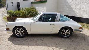 1972 Porsche 911 T targa Ölklappe For Sale