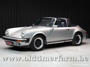 1980 Porsche 911 3.0 SC Targa '80