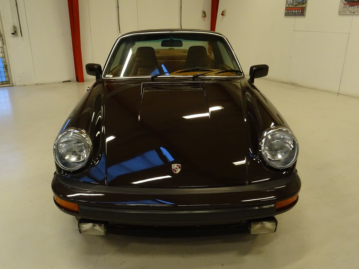 1979 Porsche SC Targa 3.0-liter - Matching numbers car SOLD (picture 2 of 24)