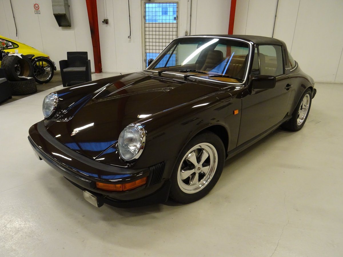 1979 Porsche SC Targa 3.0-liter - Matching numbers car For Sale (picture 3 of 24)