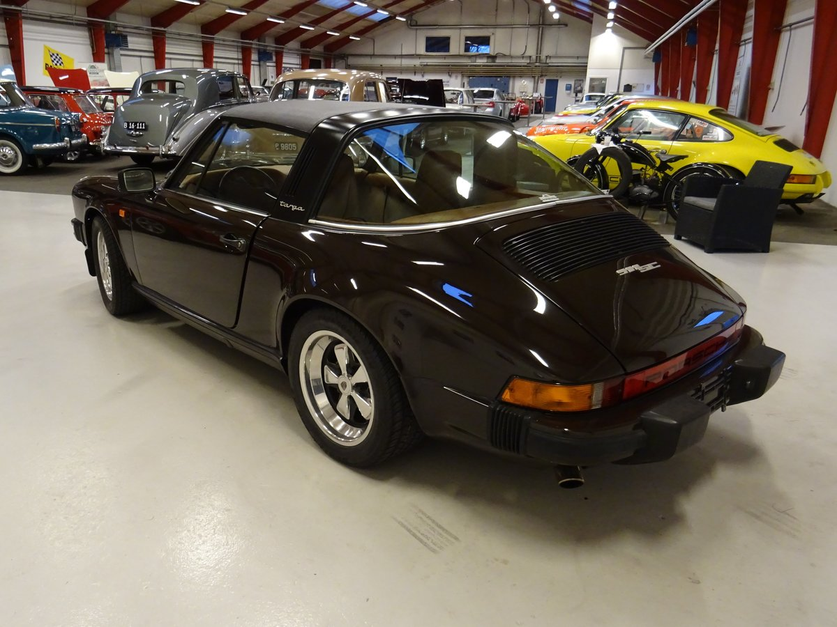 1979 Porsche SC Targa 3.0-liter - Matching numbers car SOLD (picture 4 of 24)