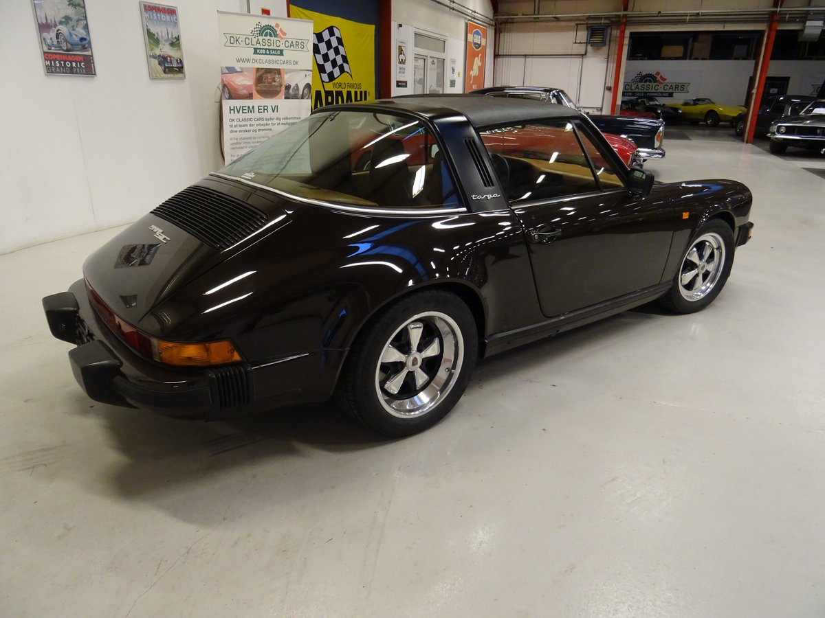 1979 Porsche SC Targa 3.0-liter - Matching numbers car SOLD (picture 6 of 24)